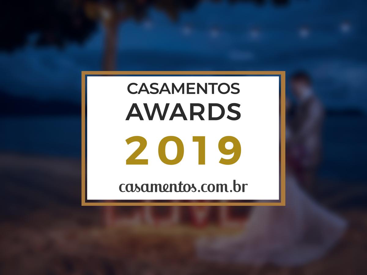 Imagem capa - Casamento Awards 2019 por Carlos Alberto de Lima
