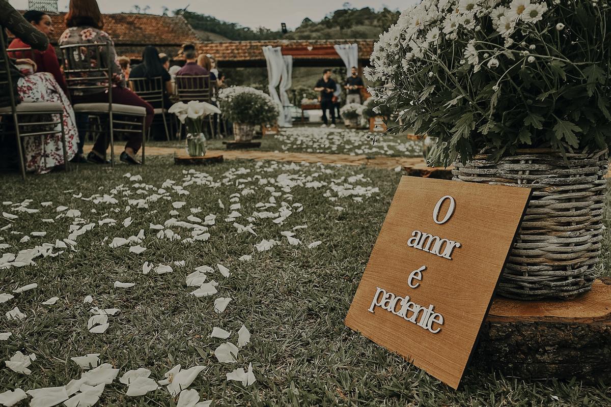 Imagem capa - Como escolher as flores para o seu casamento por Carlos Alberto de Lima