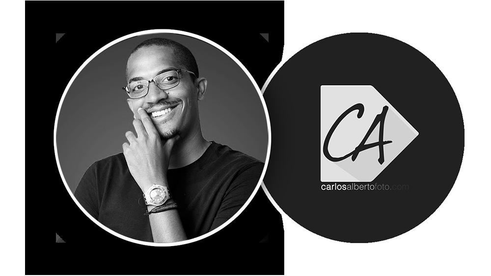Imagem capa - Oi Prazer, sou o Carlos! por Carlos Alberto de Lima