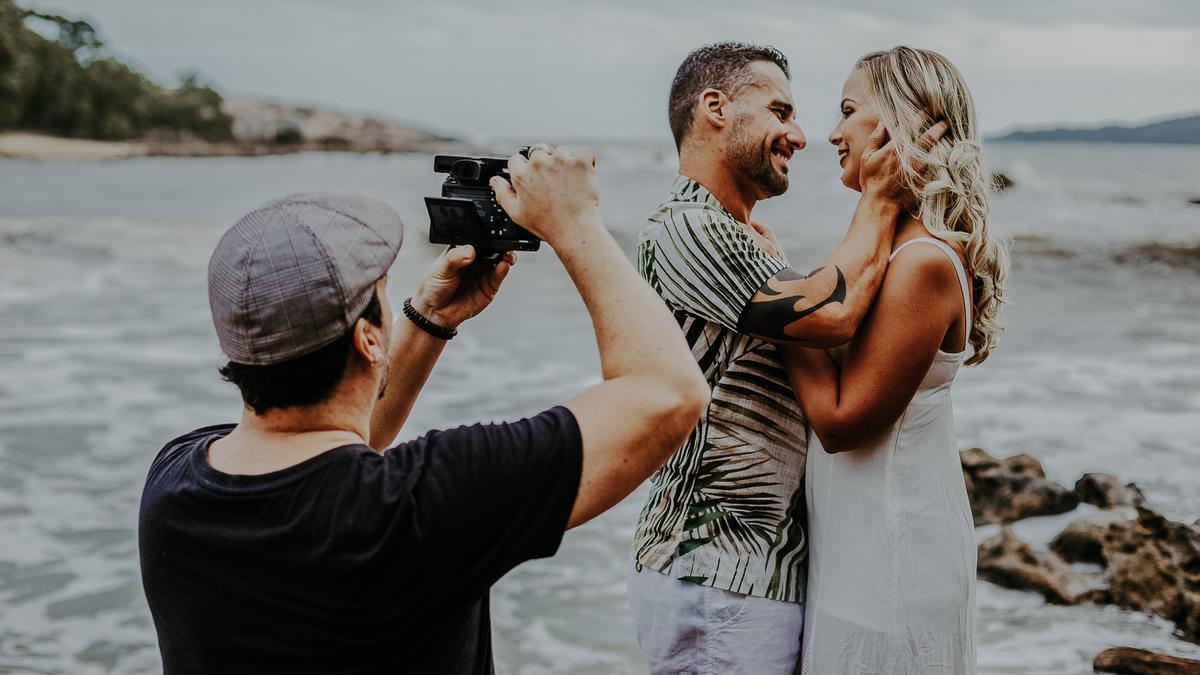 Imagem capa - A importância do vídeo no seu casamento por Carlos Alberto de Lima
