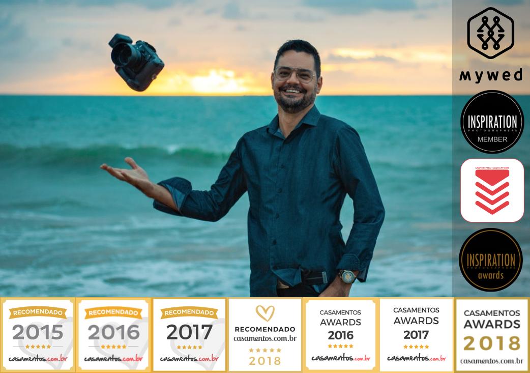 Sobre Rafael Figueiró Fotografia - Entre os melhores Fotógrafos de casamento de Recife Pernambuco