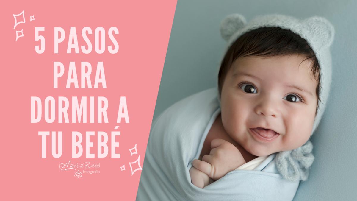 Imagem capa - Cómo dormimos a los bebés en 5 sencillos pasos | Martha Ruedel Fotografía | Sesión Newborn Granada por Martha Ruedel Ruedel