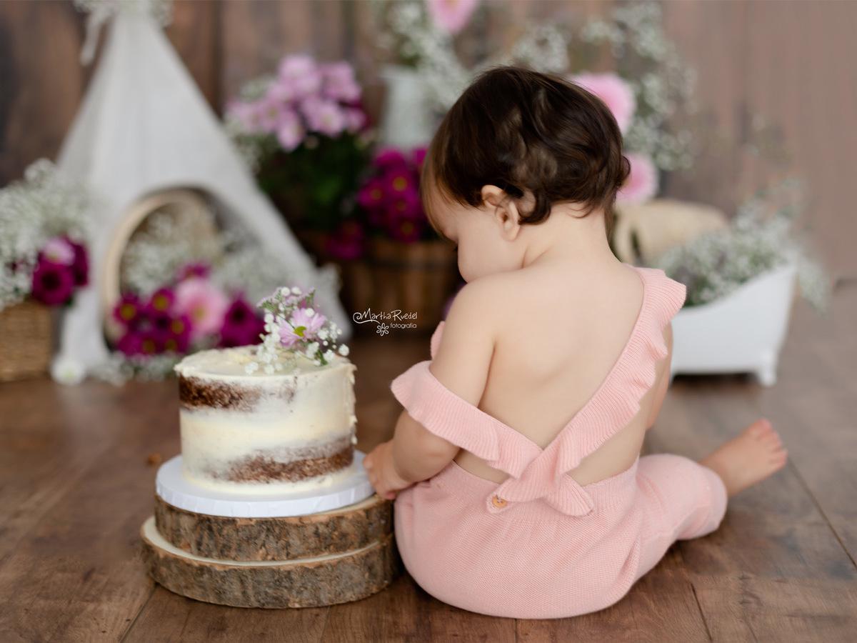 Imagem capa - Sesiones Smash Cake (Cumpleaños) por Martha Ruedel Ruedel