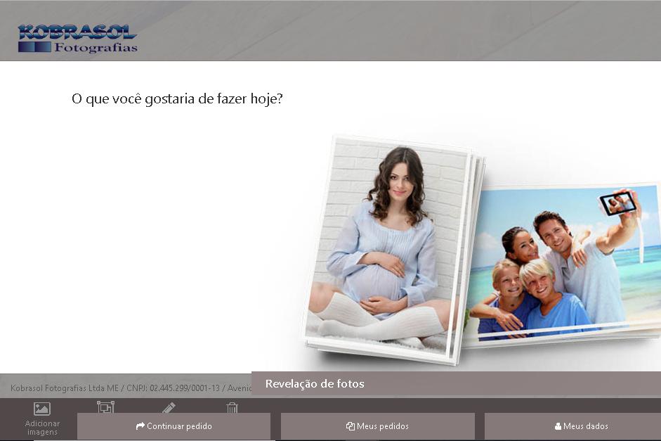 Imagem capa - Que tal imprimir suas fotos? por Kobrasol Fotografias