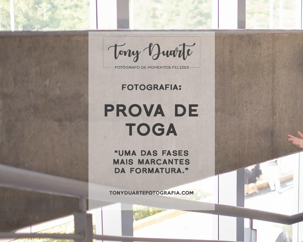 Imagem capa - Prova de Toga: A importância do fotógrafo exclusivo por Tony Duarte