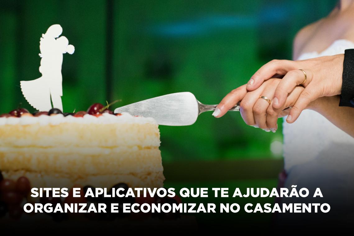 Imagem capa - Sites e aplicativos que te ajudarão a organizar e economizar no casamento por Ricardo Bragiato