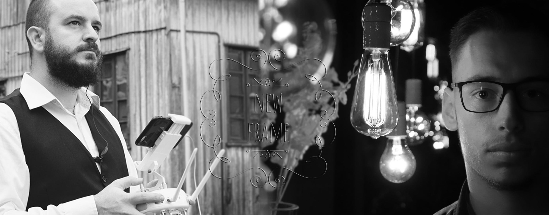 Sobre New Frame Films : : Casamentos | Eventos | Institucional