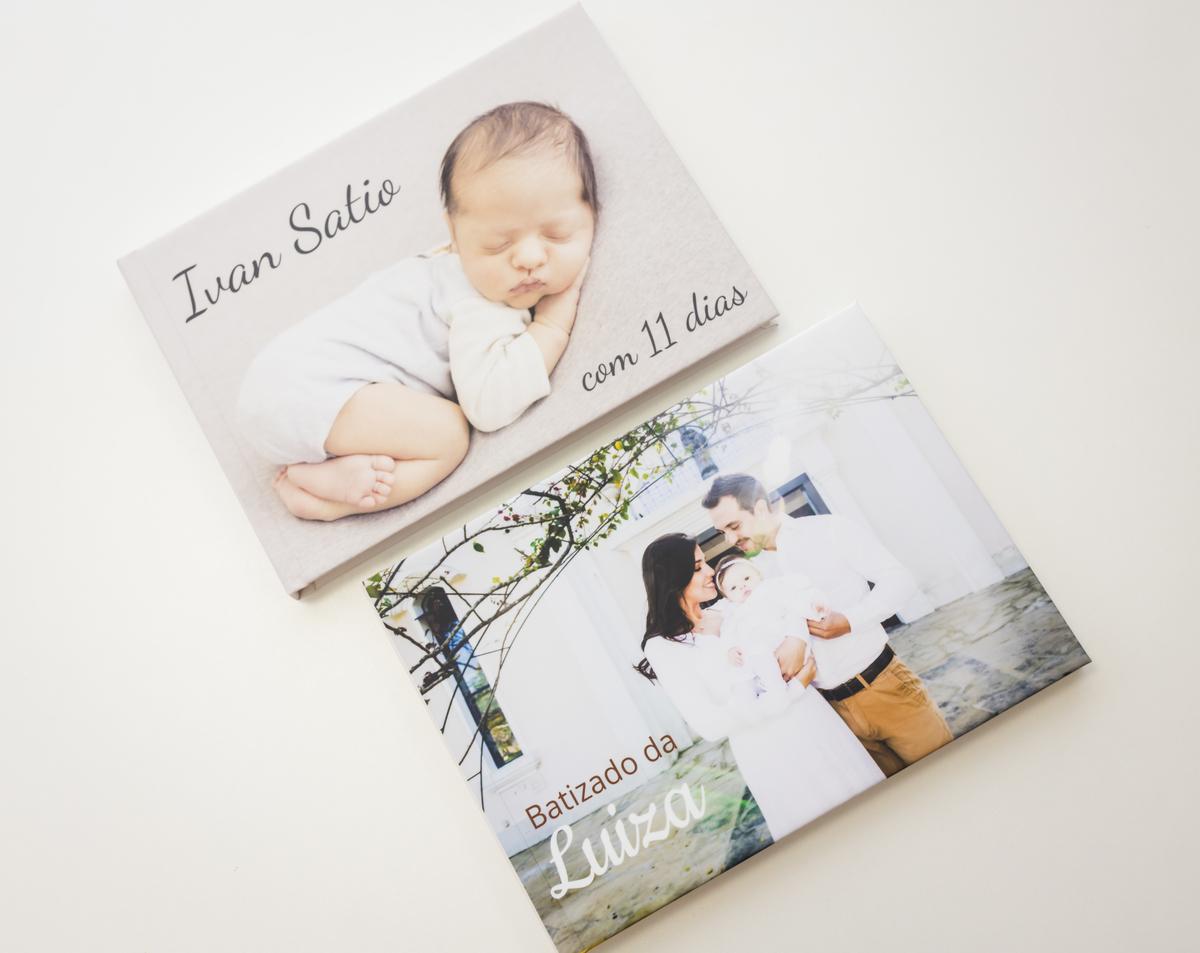 Imagem capa - Eternizando emoções em álbuns por Vanessa Santiago