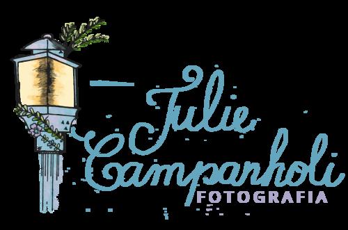 Logotipo de Julie Campanholi