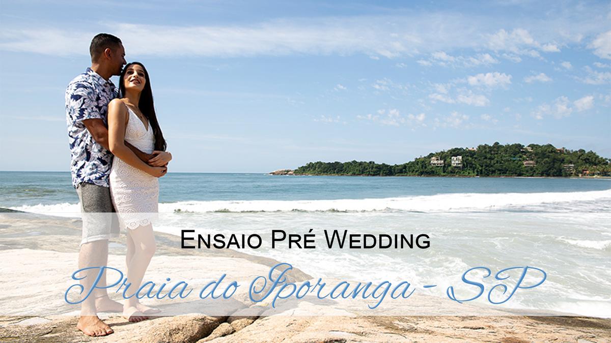 Imagem capa - Pré Wedding na praia do Iporanga e agora? por Photometria