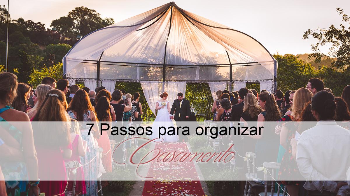 Imagem capa - 7 passos para começar a organizar seu casamento por Photometria