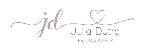 Logotipo de Julia Dutra Fotografia