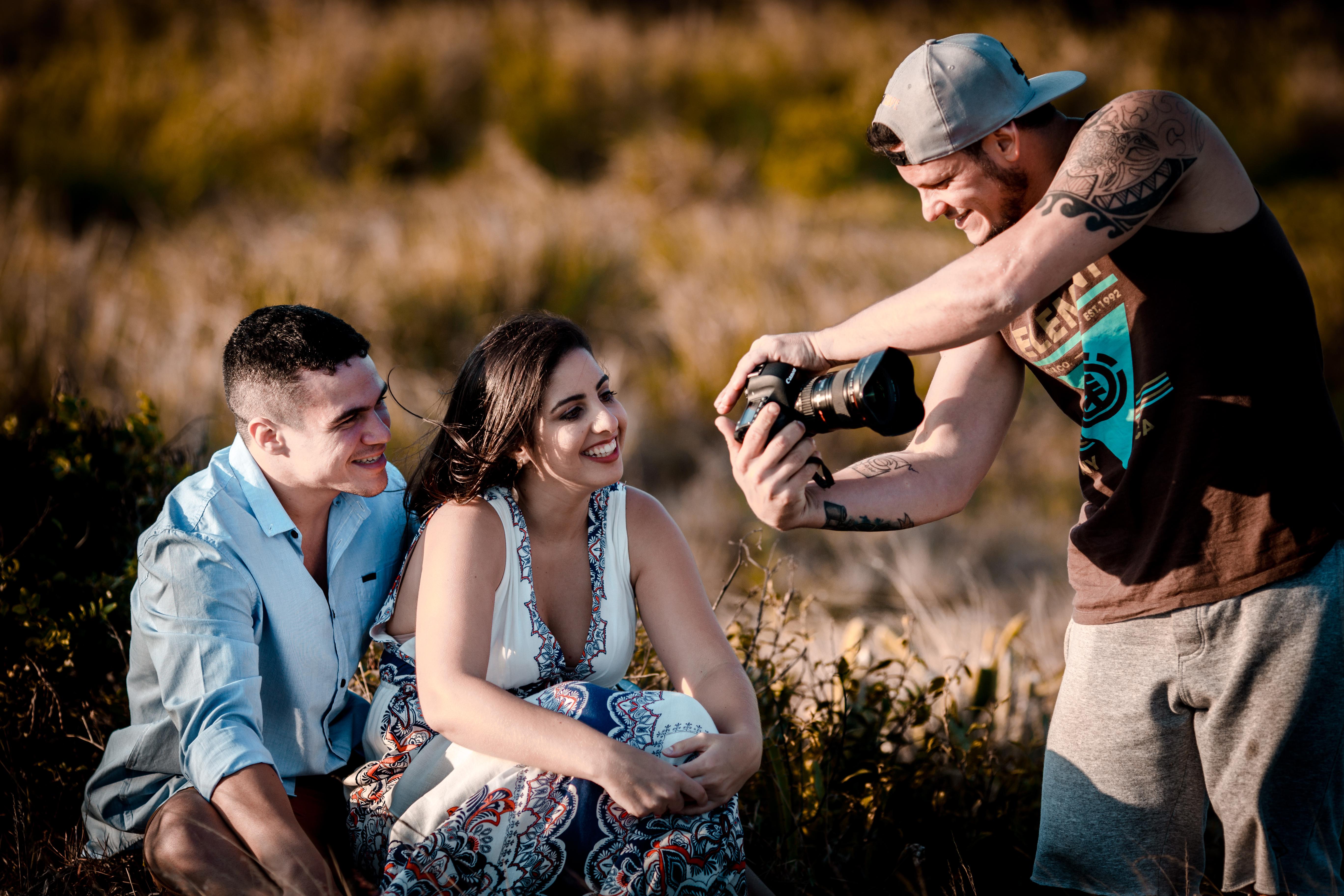 Sobre Theo Barros -  Retratista e Fotografo de Casamentos
