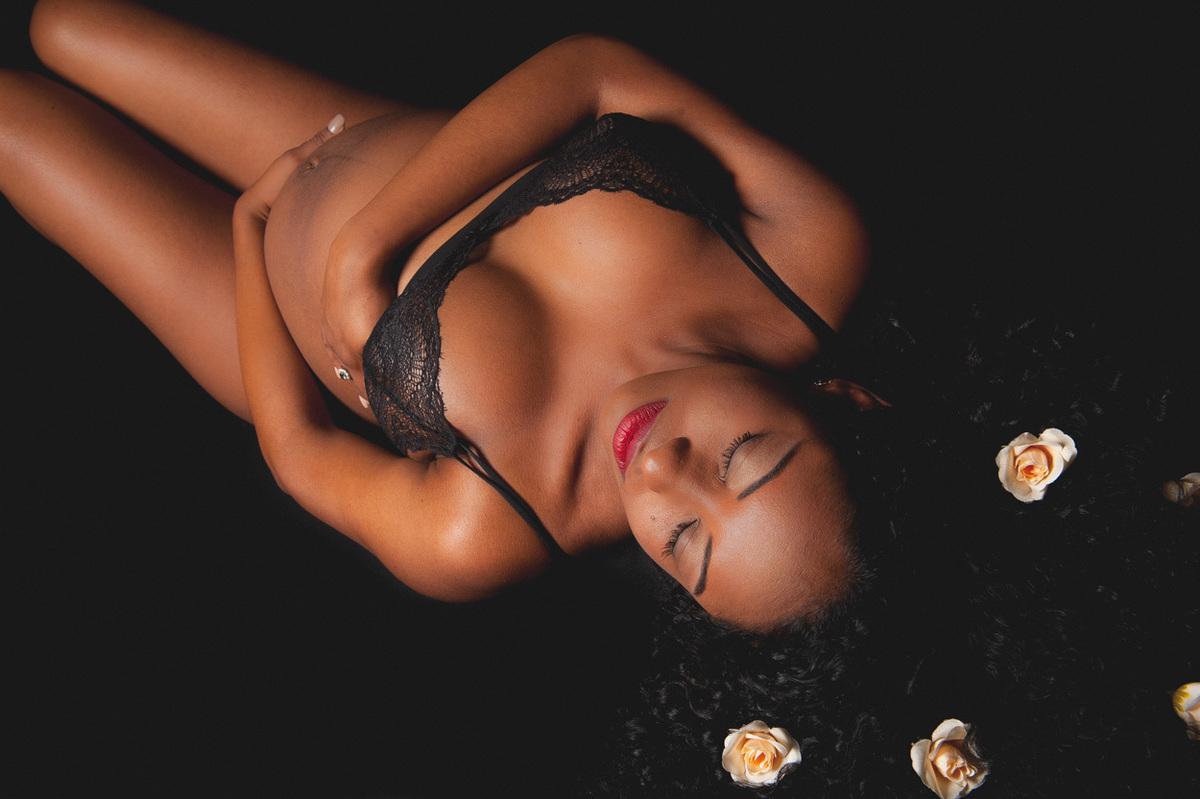 Imagem capa - Ensaio de Gestante - Delma por Lidiane Gomes