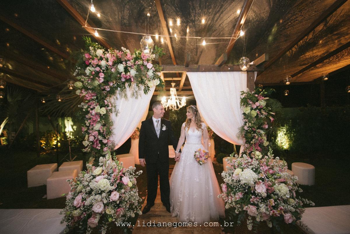 Imagem capa - Casamento Luana e Octávio por Lidiane Gomes