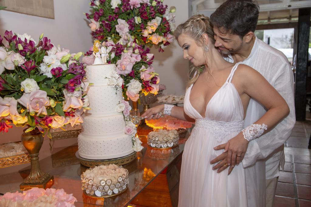 Fotos de casamento - Corte