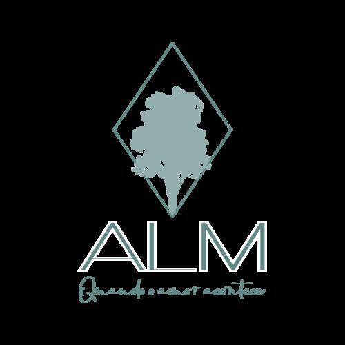 Logotipo de ALM Fotografia