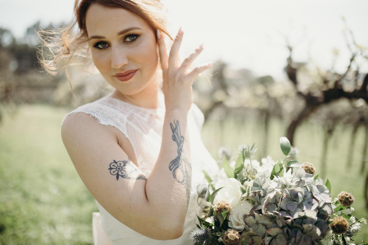 Imagem capa - Como escolher a maquilhagem para o dia do casamento? por Bárbara Brandão