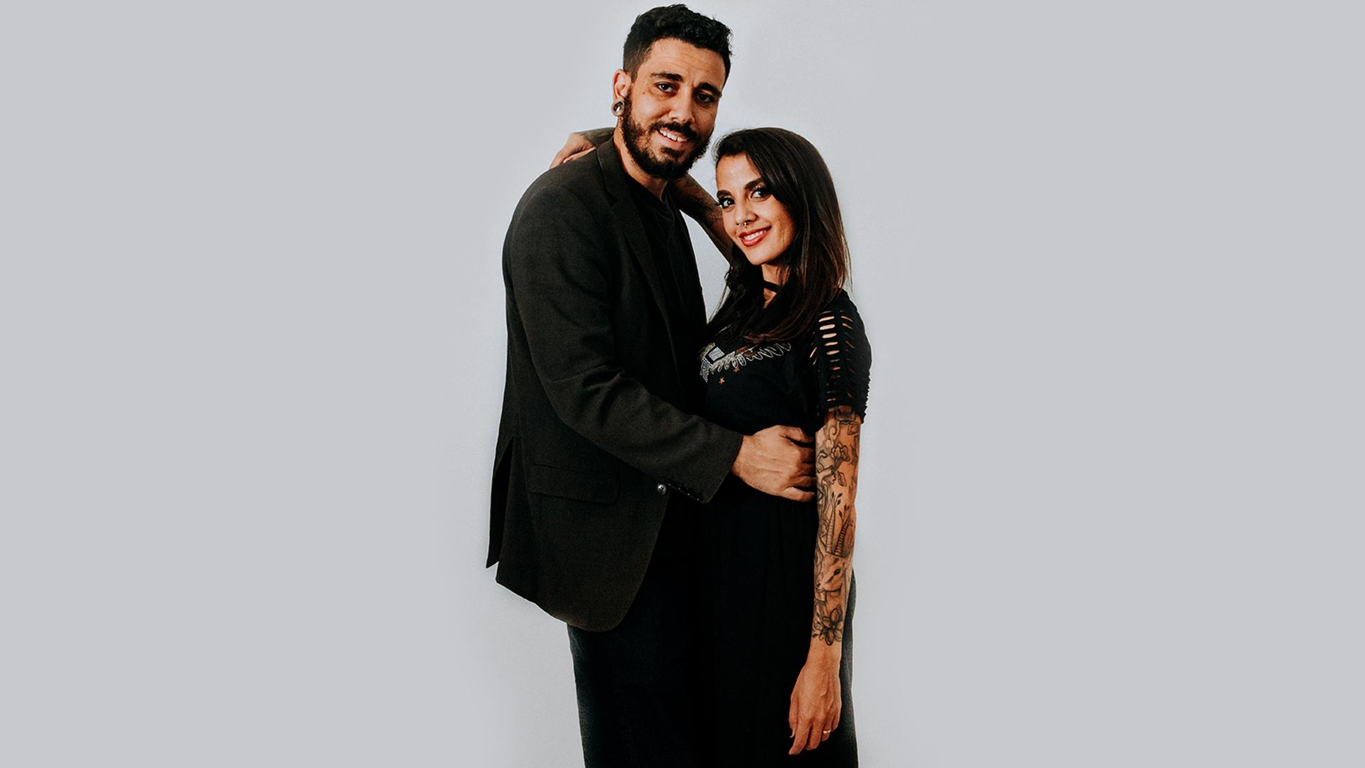 Sobre Talita e Leandro