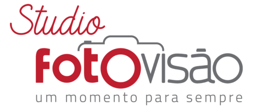 Logotipo de Studio Foto Visão