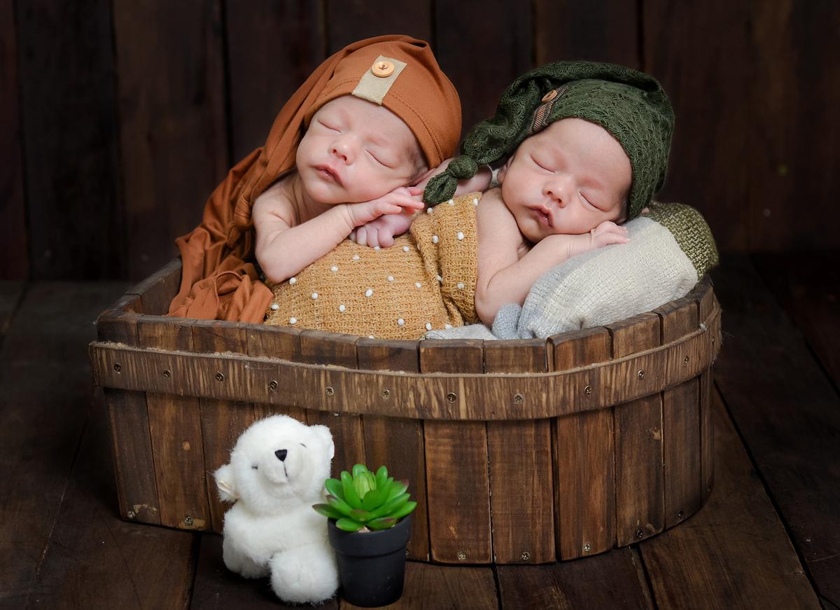 Imagem capa - Dicas para a sessão de Newborn por Studio Foto Visão