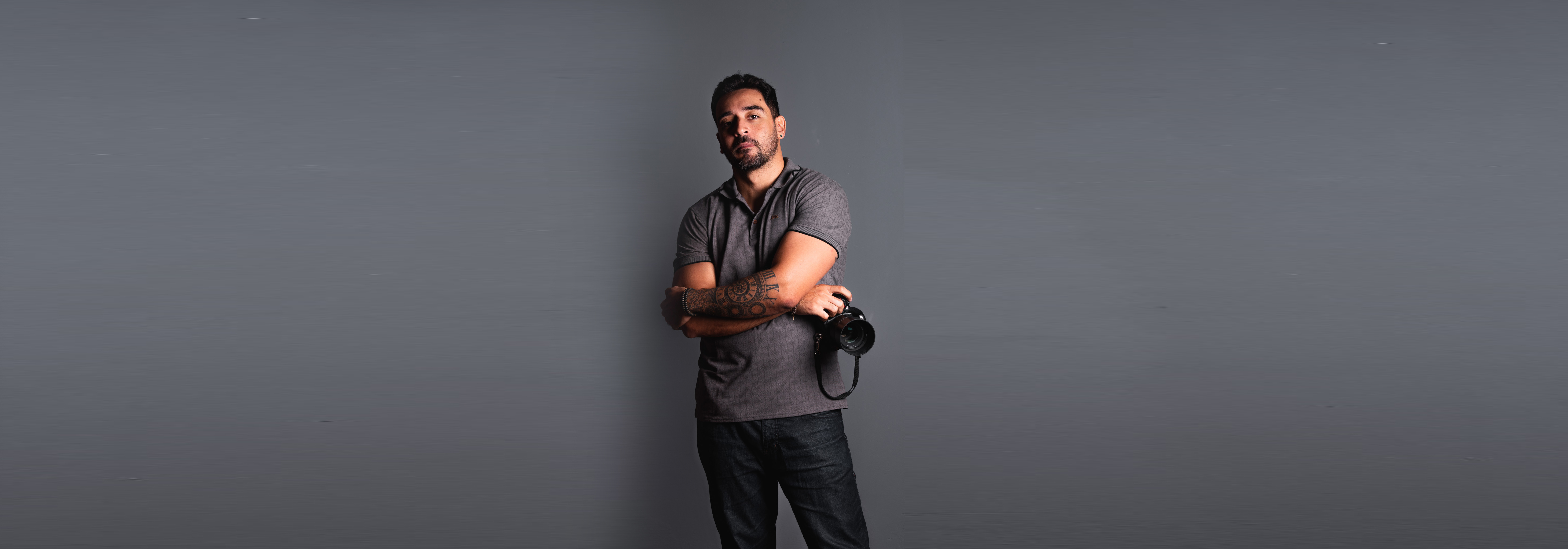 Sobre DANIEL SANTOS | Fotógrafo apaixonado por retrato, moda, casamento e publicidade - Guaratinguetá/SP