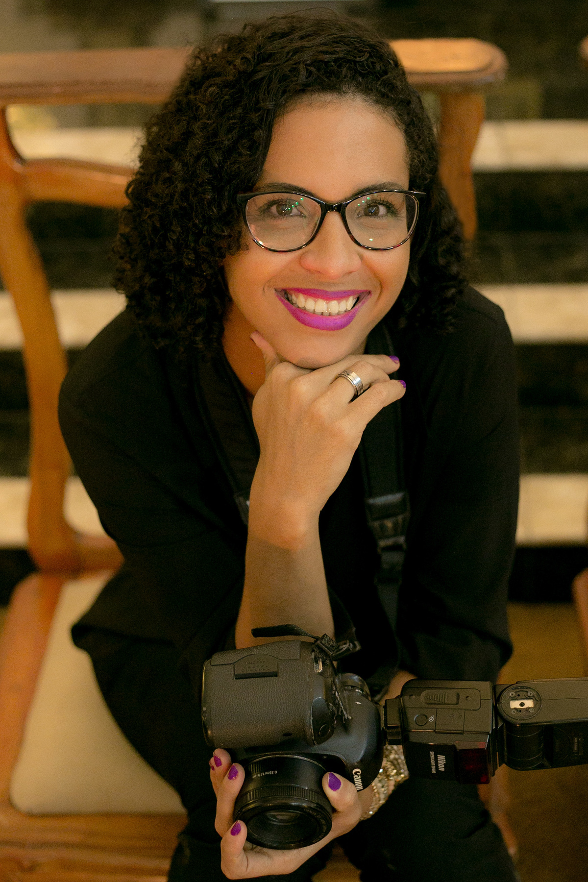 Imagem capa - Prazer, sou Fotógrafa por Vanessa Dias