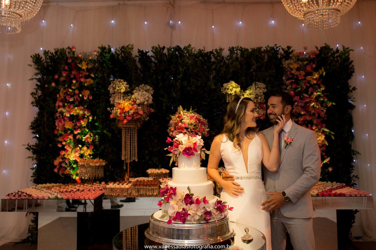 Imagem capa - Mini Wedding Jaci e Ygor por Vanessa Dias