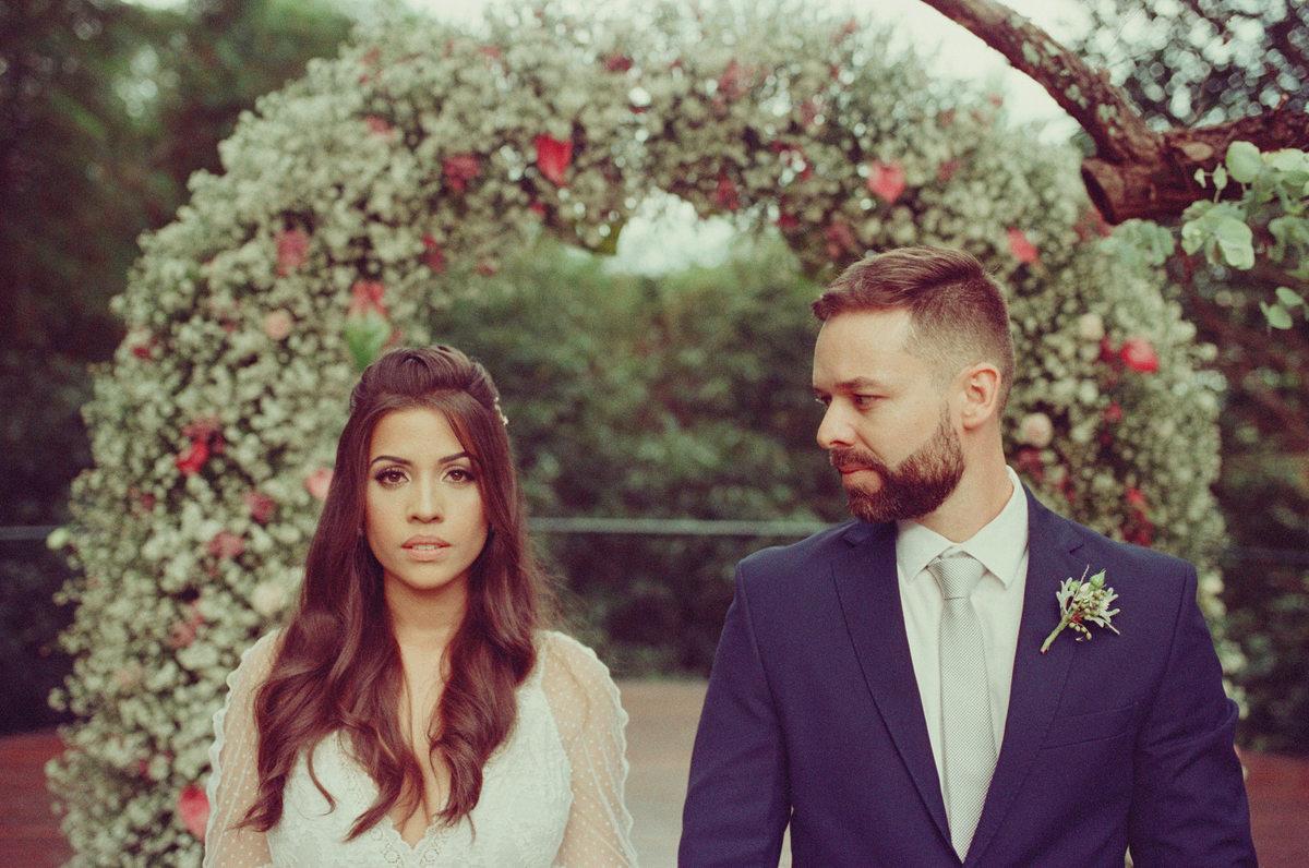Imagem capa - Casamento Gabi e Du - Fotos analógicas (Filme 35mm) por Guilherme Pontes