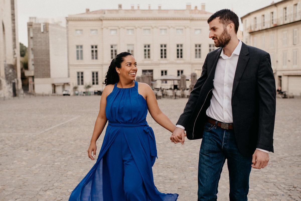 Imagem capa - Ana e Jérôme - Avignon por Guilherme Pontes