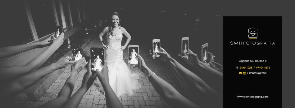 Contate SMH Fotografia - Fotógrafo de Casamento de Americana SP e Região