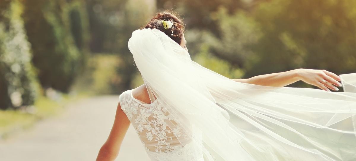 Imagem capa - O vestido de noiva ideal! por Marciel Rodrigo Ludwig