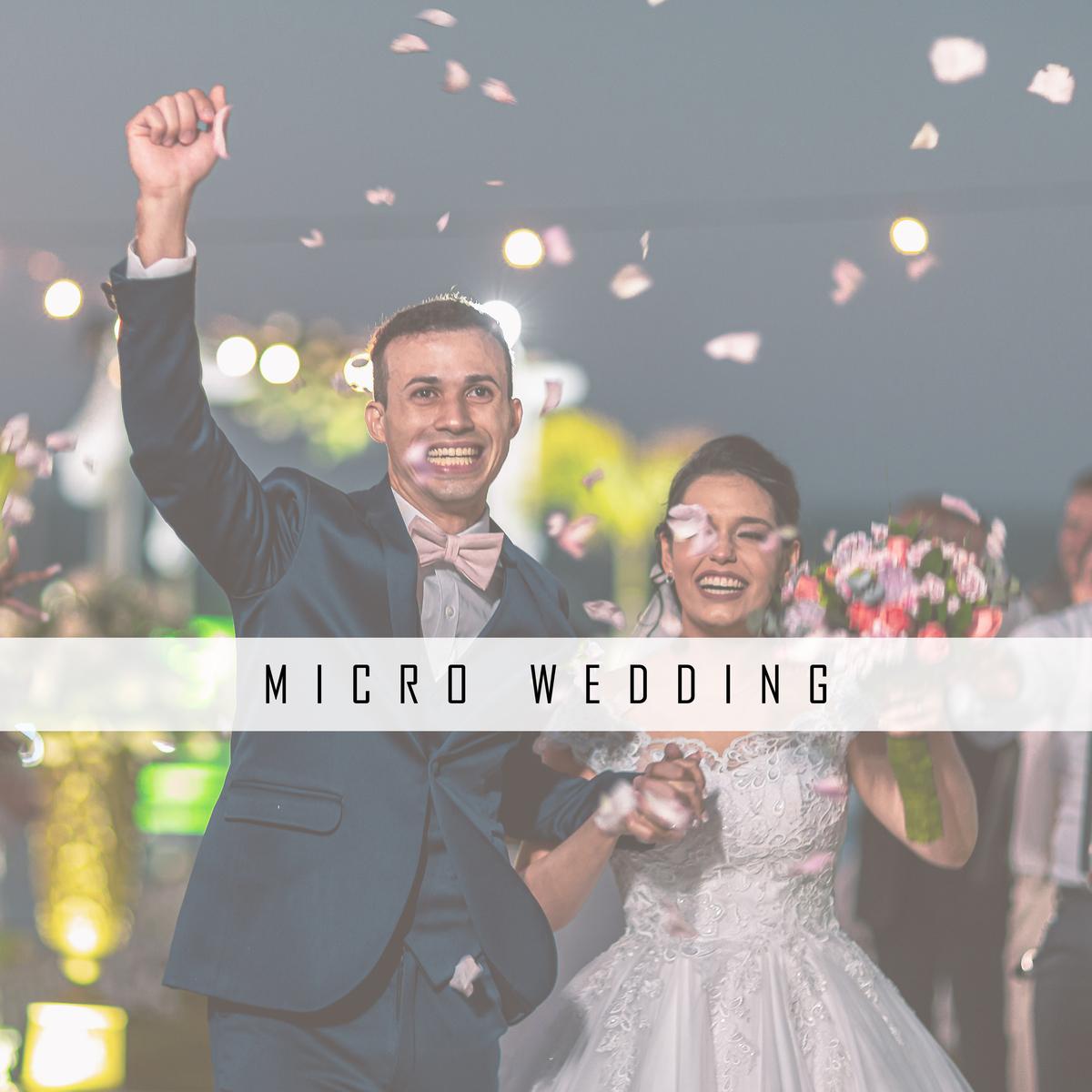 Imagem capa - Tudo sobre Micro Wedding por RICARDO LIMA