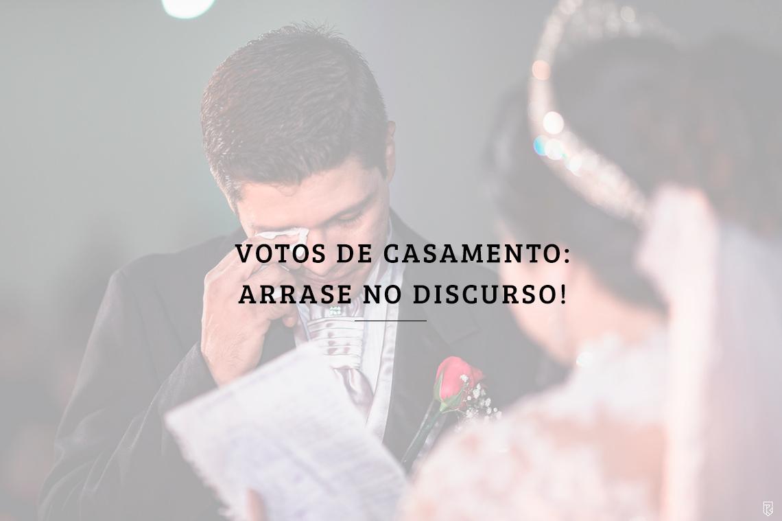 Imagem capa - Votos de casamento: arrase no discurso! por RICARDO LIMA