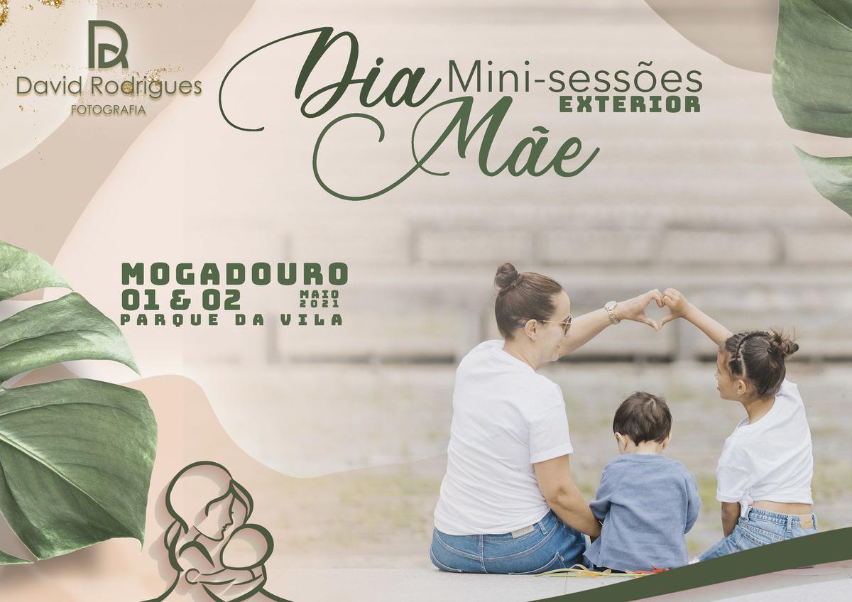 Imagem capa - Mini-Sessões Dia da Mãe por David Rodrigues Fotografia