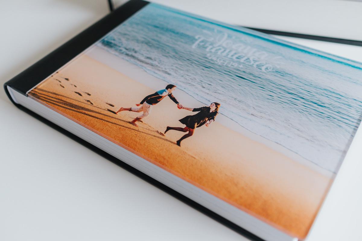 Imagem capa - Álbum Acrilico - 25x38 - 50 Páginas + Box Caribe Clear  por David Rodrigues Fotografia