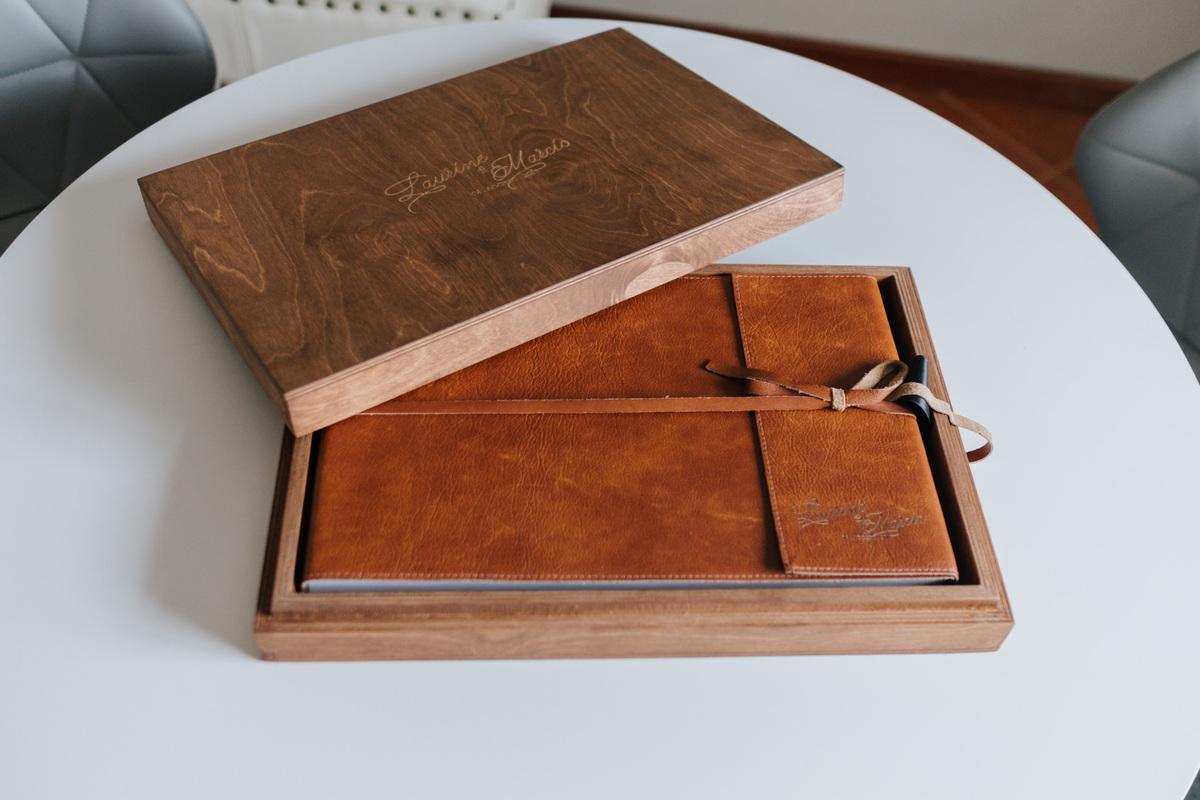 Imagem capa - Álbum Journal - 25x38 - 50 Páginas + Box Grove por David Rodrigues Fotografia