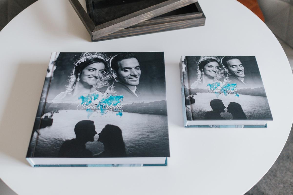 Imagem capa - Álbum Basic - 30x30 - 50 Páginas + Grove Box Clear  | + | Álbum Réplica - 20x20 | por David Rodrigues Fotografia