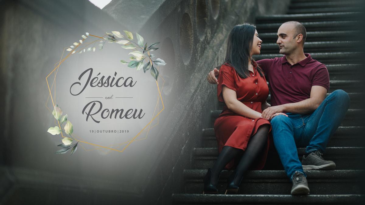 Imagem capa - Slide Show & Vídeo - Same Day Edit - Jéssica & Romeu por David Rodrigues Fotografia