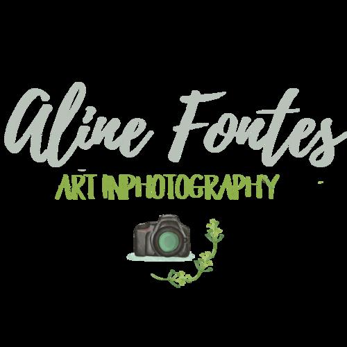 Logotipo de Aline Fontes