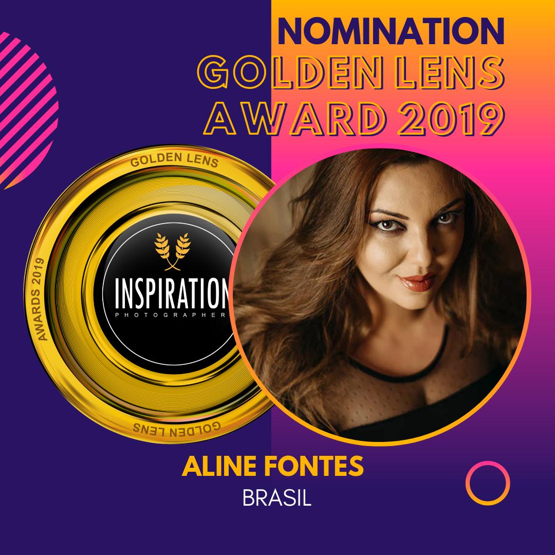 Imagem capa - Golden Lens 2019 por Aline Fontes