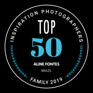 Imagem capa - Ranking Inspiration - Top 50 por Aline Fontes