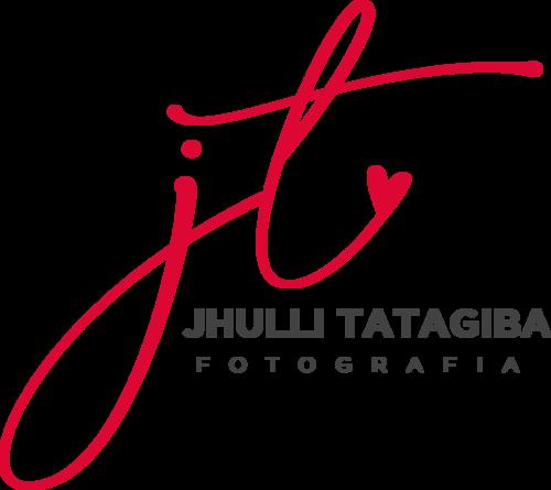 Logotipo de Jhulli Tatagiba - Fotografia