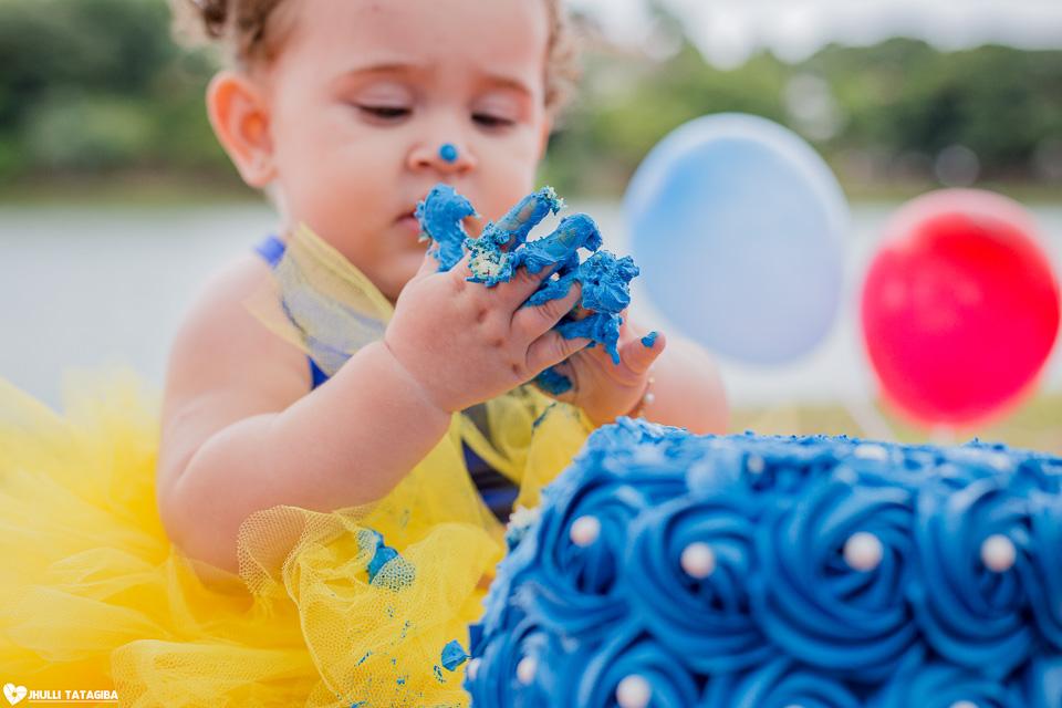 Imagem capa - O que é Smash The Cake ? por Jhulli Tatagiba - Fotografia