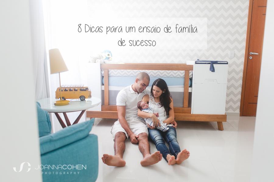 Imagem capa - 8 Dicas para um ensaio de família de sucesso por joanna dalmeida s cohen