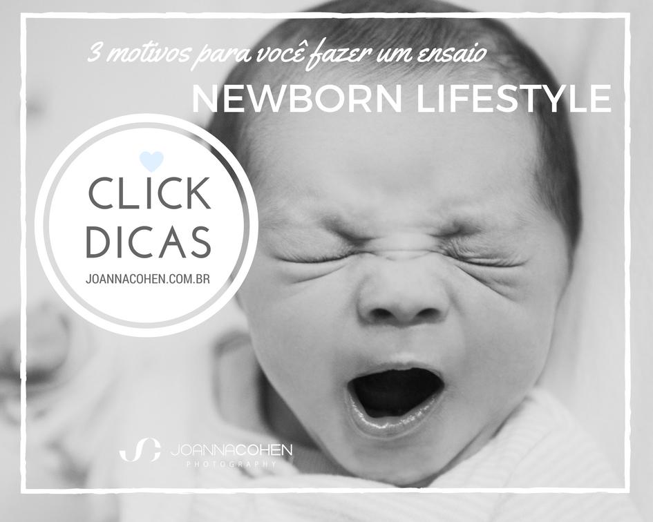 Imagem capa - 3 motivos para você fazer um ensaio newborn lifestyle por joanna dalmeida s cohen