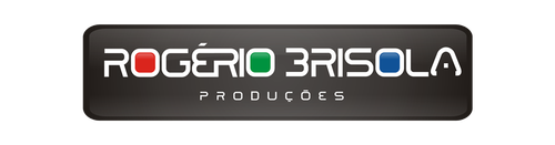 Logotipo de Rogério Brisola Vídeo Produções