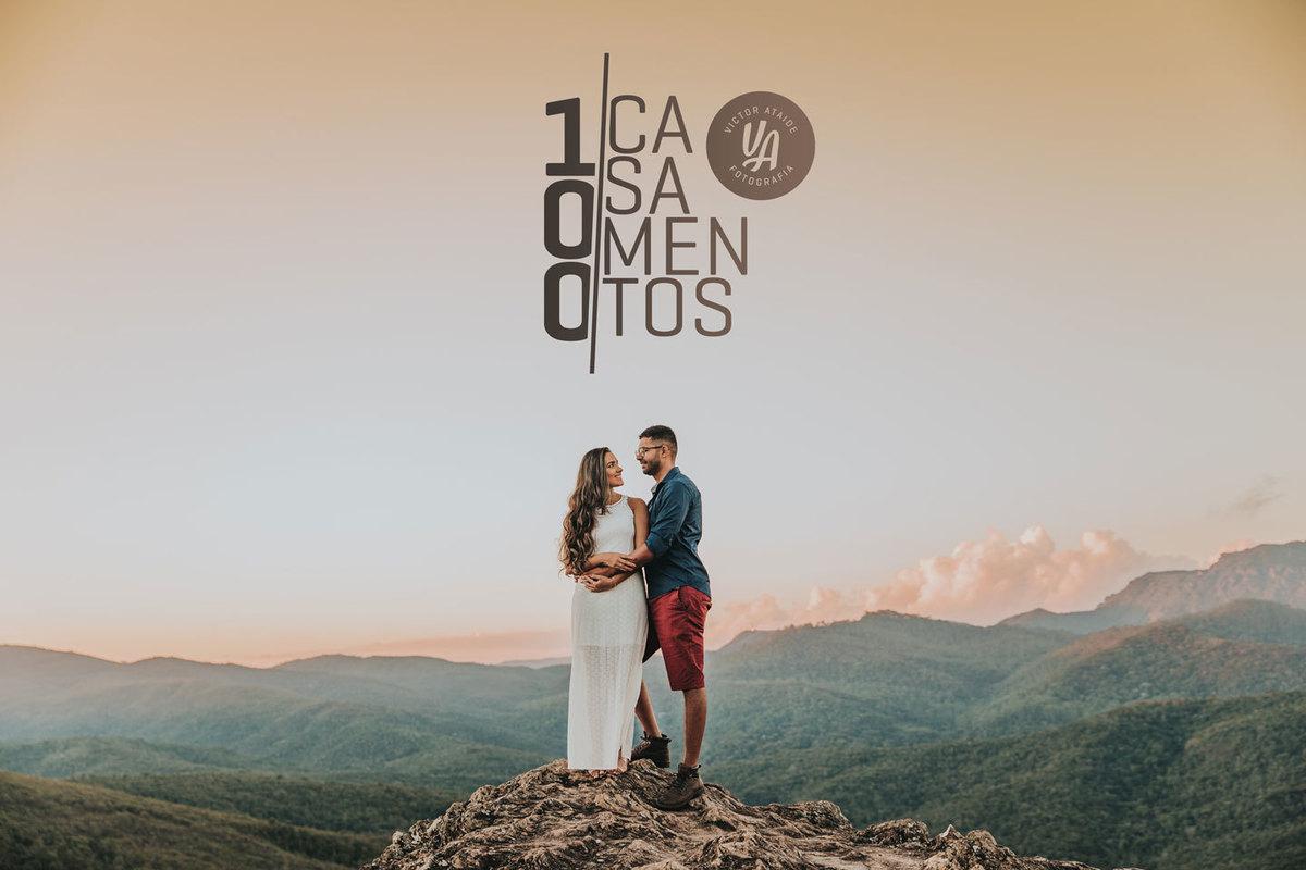 Imagem capa - 100 CASAMENTOS FOTOGRAFADOS! por Victor Ataide