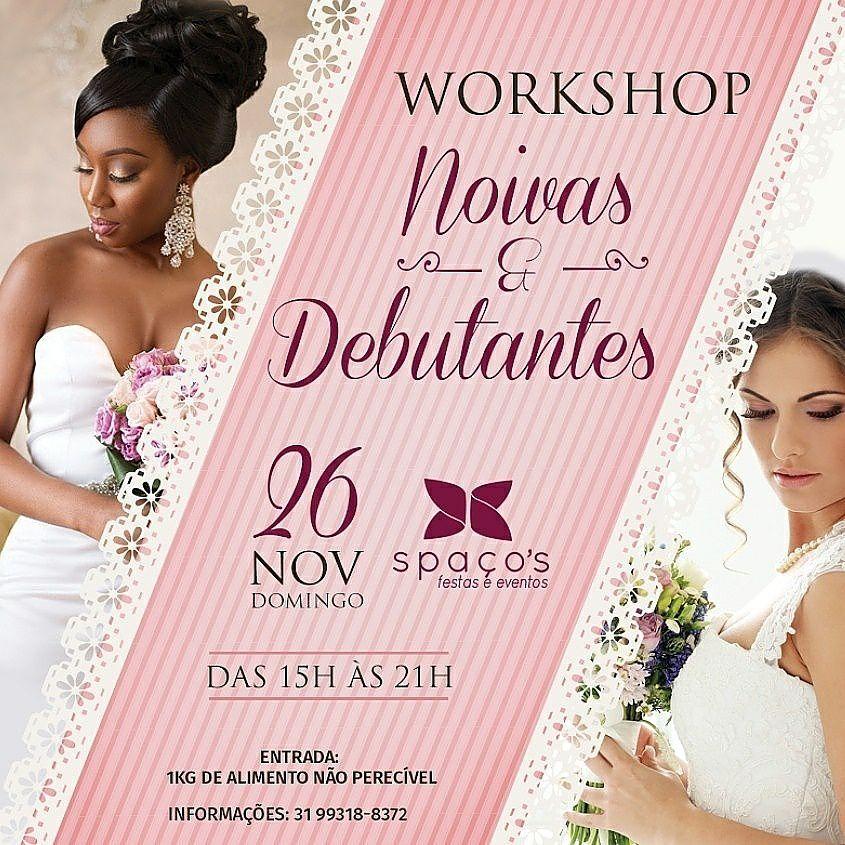 Imagem capa - WORKSHOP DE NOIVAS E DEBUTANTES por Victor Ataide