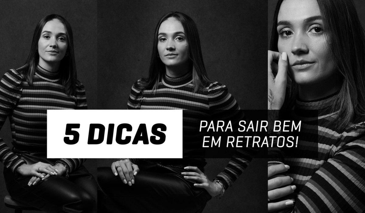 Imagem capa - As 5 melhores dicas para conquistar o retrato ideal! por Victor Ataide